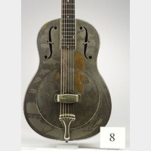 American Resonator Guitar, National String Instrument Company, 1932, Style 0