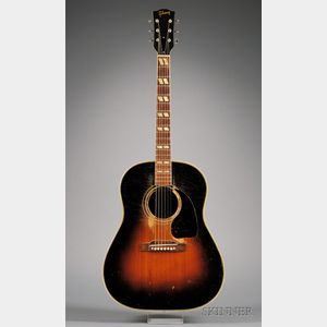 American Guitar, Gibson Incorporated, Kalamazoo, c. 1953, Model Southerner Jumbo