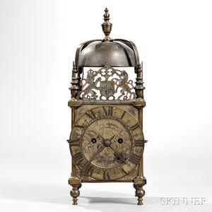 James Delavanee Lantern Clock