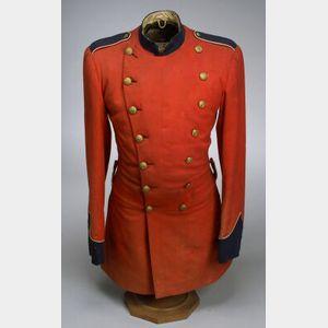 Massachusetts Militia Jacket