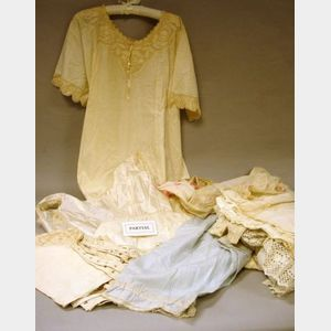 Collection of Early 20th Century Underclothes