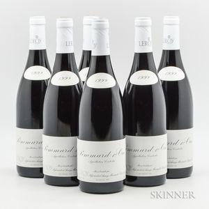 Leroy Pommard 1999, 6 bottles