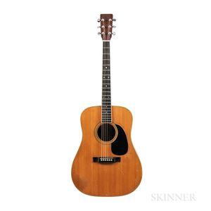 C.F. Martin & Co. D-35 Acoustic Guitar, 1969