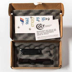 Colt Series 80 .22 Caliber Conversion Unit