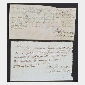 Harrison, William Henry (1773-1841)