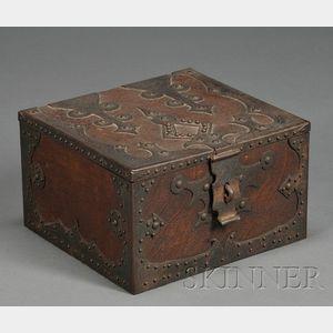 Arts & Crafts Decorated Box