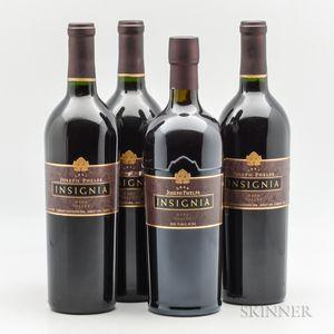 Joseph Phelps Insignia, 4 bottles