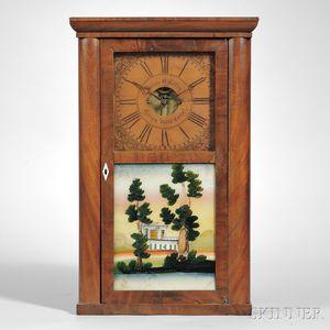 Silas B. Terry Shelf Clock