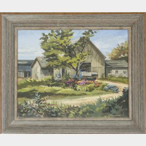 Norman Ringdahl, (Massachusetts), Misty Brook Farm