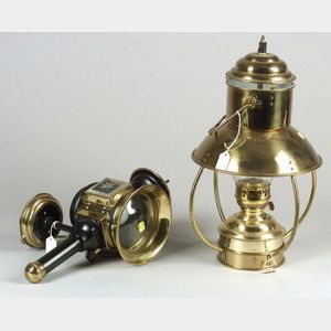 Two Lamps