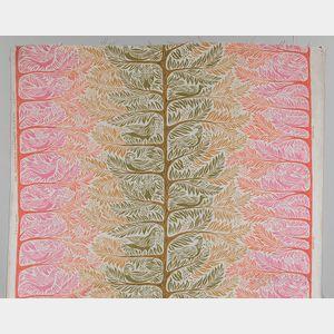Three Bolts of Elenhank Designers Textiles