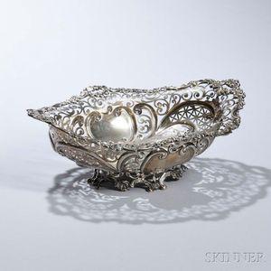 Gorham Sterling Silver Basket