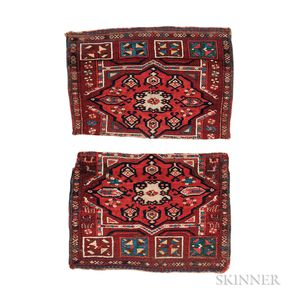 Two Northwest Persian Rug Fragments