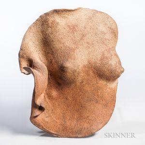 Nadine Hurst Pottery Sculpture Torso 4