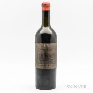 Chateau dIssan 1922, 1 bottle