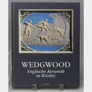Sixteen Wedgwood Related Reference Books