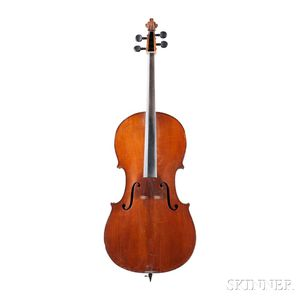 Modern German Violoncello, c. 1920s