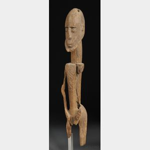Dogon Carved Wood Figure