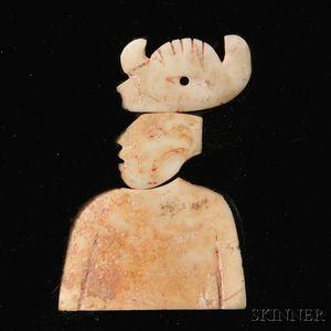 Mayan Three-piece Shell Profile