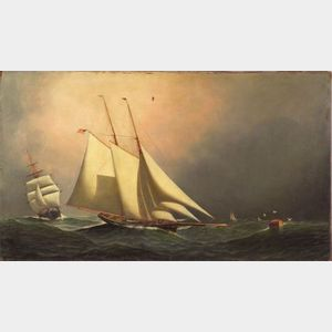 Attributed to Antonio Jacobsen (Danish/American 1850-1921)