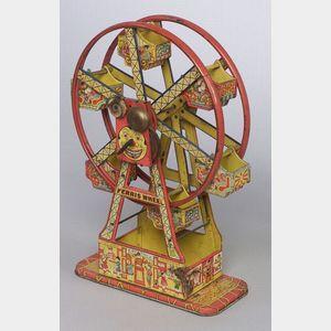"Chein & Co. ""Hercules"" Ferris Wheel"