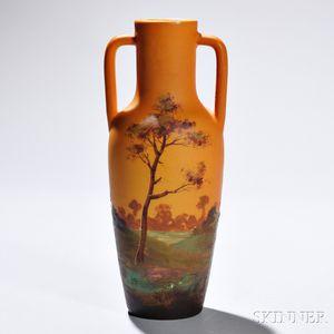 Jerome Massier Fils Ceramic Vase