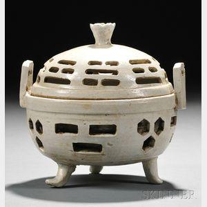 Ceramic Censer