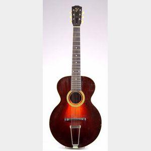 American Guitar, Gibson Mandolin-Guitar Company, Kalamazoo, c. 1924, Model L-3