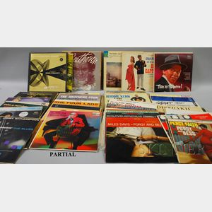 Collection of 1950s-1960s LP Records