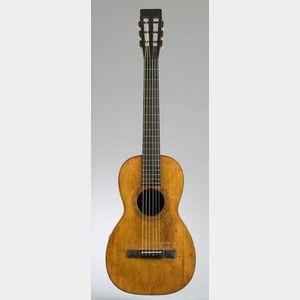 American Guitar, C.F. Martin & Company, Nazareth, c. 1850