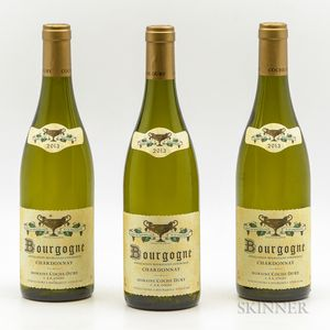 Coche Dury Bourgogne Blanc 2013, 3 bottles