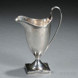 George III Sterling Silver Creamer