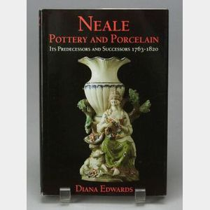 Twenty-three English Pottery and Porcelain Reference Books