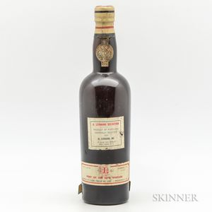Port of the 1870 Vintage, 1 bottle