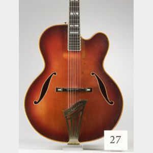 American Archtop Guitar, James D'Aquisto, New York, 1968, Model New Yorker