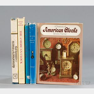 Five Horological Titles on American Clocks