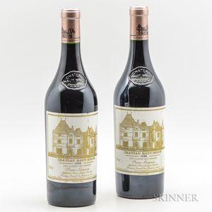 Chateau Haut Brion 2000, 2 bottles