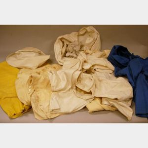 Group of Cotton Clothing Articles