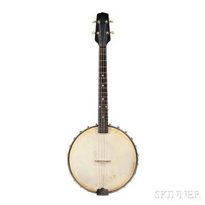 American Junior Tenor Banjo, Gibson Incorporated, Kalamazoo, Style TB-JR