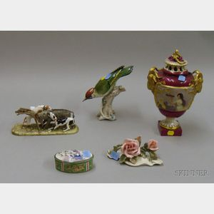 Group of Assorted Porcelain