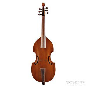 Bass Viola da Gamba, c. 1960