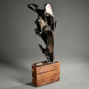 Jean Benson (American, 20th Century)    Abstract