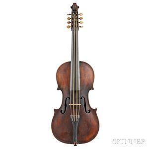 German 8-string Violin, c. 1900