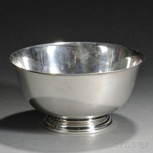 """International Sterling Silver """"Revere"""" Bowl"""