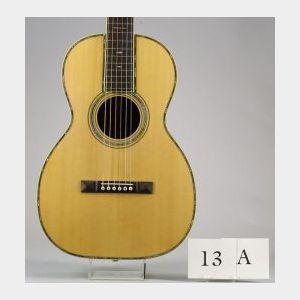 American Guitar, C. F. Martin & Company, Nazareth, 1929, Model 0-45
