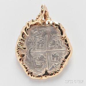 Phillip III Silver Coin