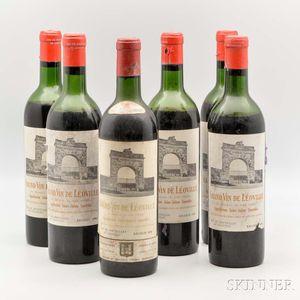 Chateau Leoville Las Cases 1959, 6 bottles