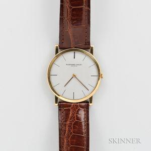 18kt Gold Ultra Thin Audemars Piguet Wristwatch