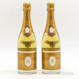 Louis Roederer Cristal 2002, 2 bottles