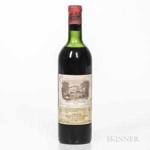 Chateau Lafite Rothschild 1959, 1 bottle